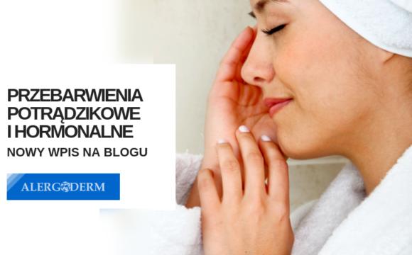 Przebarwienia potrądzikowe i hormonalne
