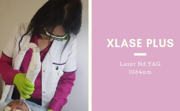 Xlase Plus – Laser Nd:YAG 1064nm